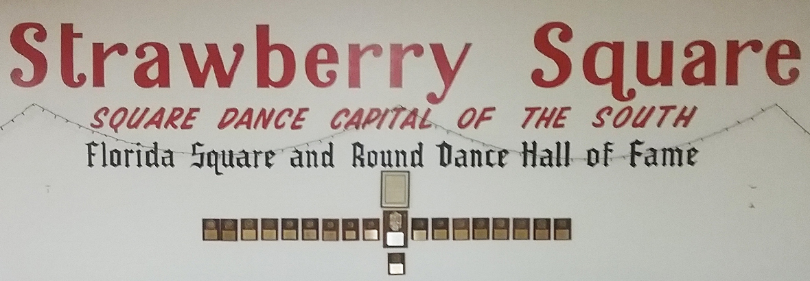 Strawberry Square Dancing Hall